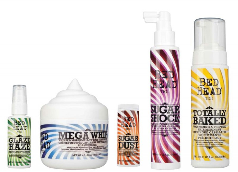 Sweet Glamour Makeup Delicious Beauty Tigi Bed Head Candy