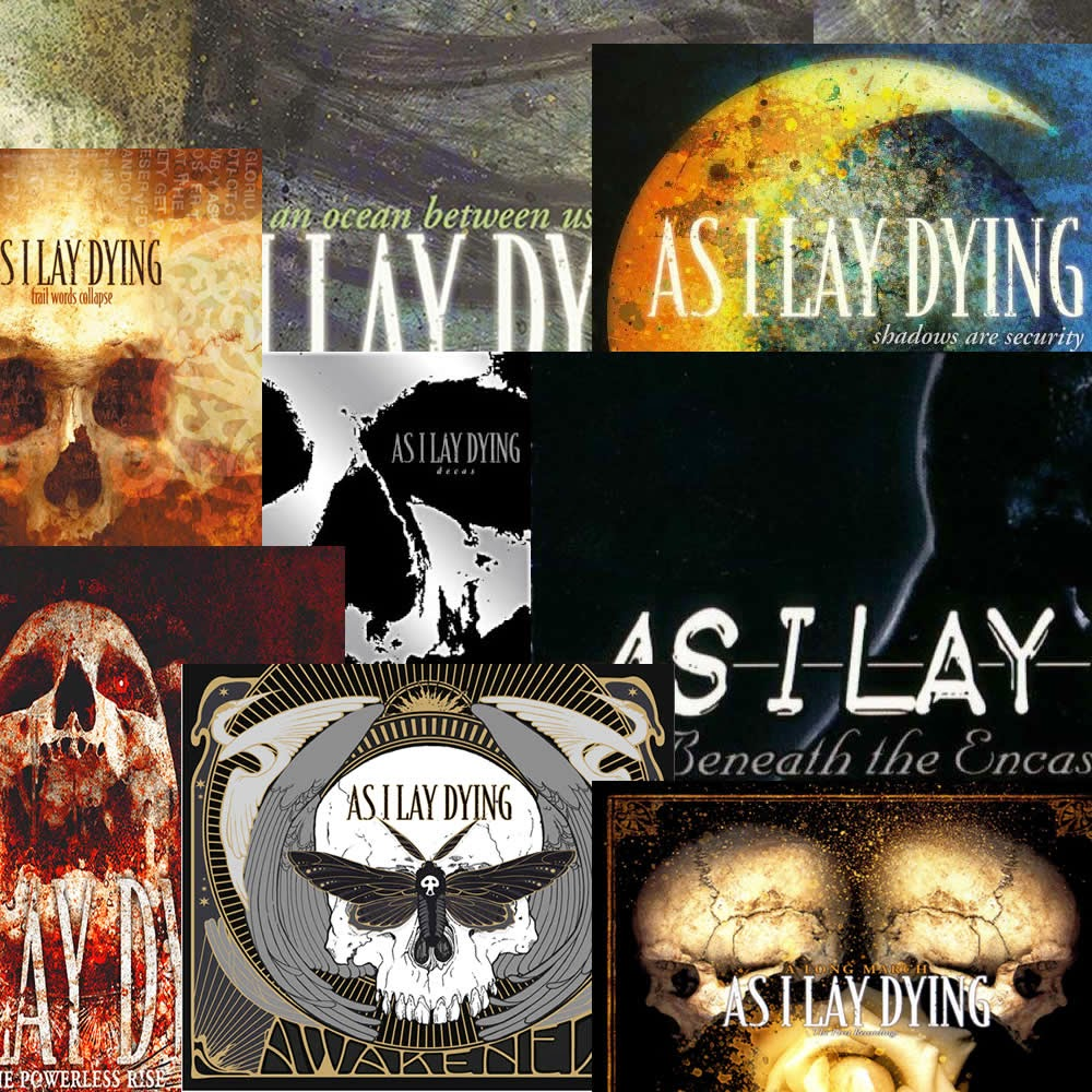 discografia as i lay dying