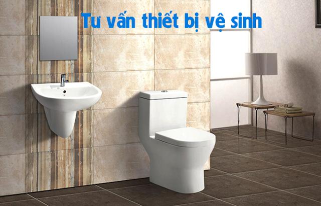 Tư vấn mua thiết bị vệ sinh chính hãng giá gốc, được giao miễn phí