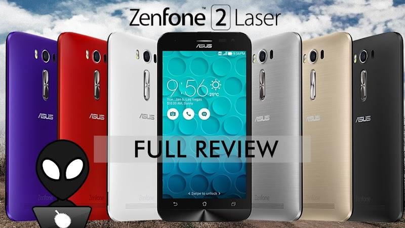 2 Minggu bersama Zenfone 2 Laser (Review Zenfone 2 Laser)