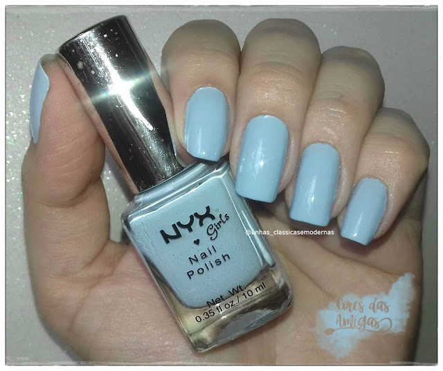 Muted Lavender Nyx Esmalte Nailpolish