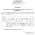 SSC Corrigendum Notice for SSC JE 2017 Examination