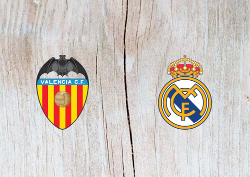 Valencia vs Real Madrid Full Match & Highlights 3 April 2019