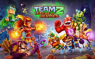 Team Z – League of Heroes Apk v0.93 Mod