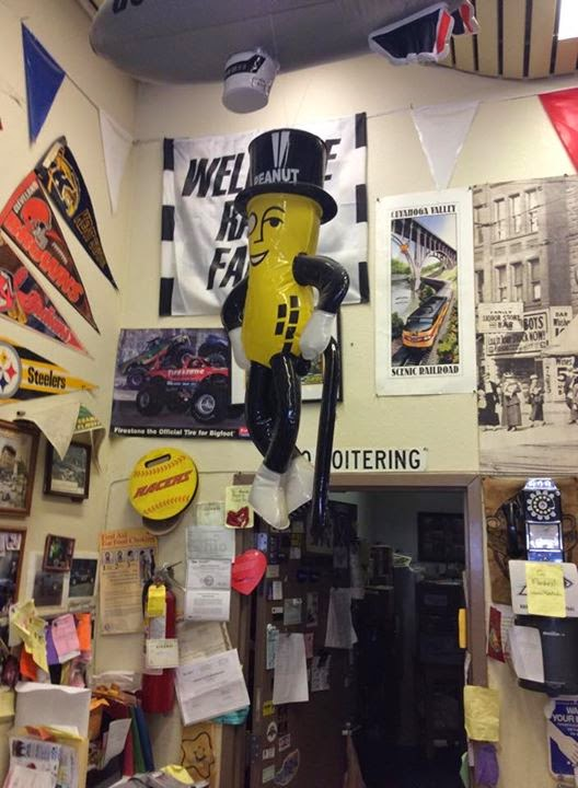 Diehls On The Road: The Peanut Shoppe - Akron, Ohio