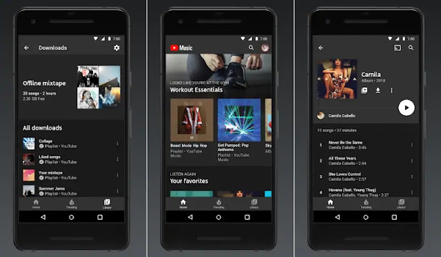 YouTube Music and YouTube Premium Officially launched in India.. Price starts @ Rs. 99