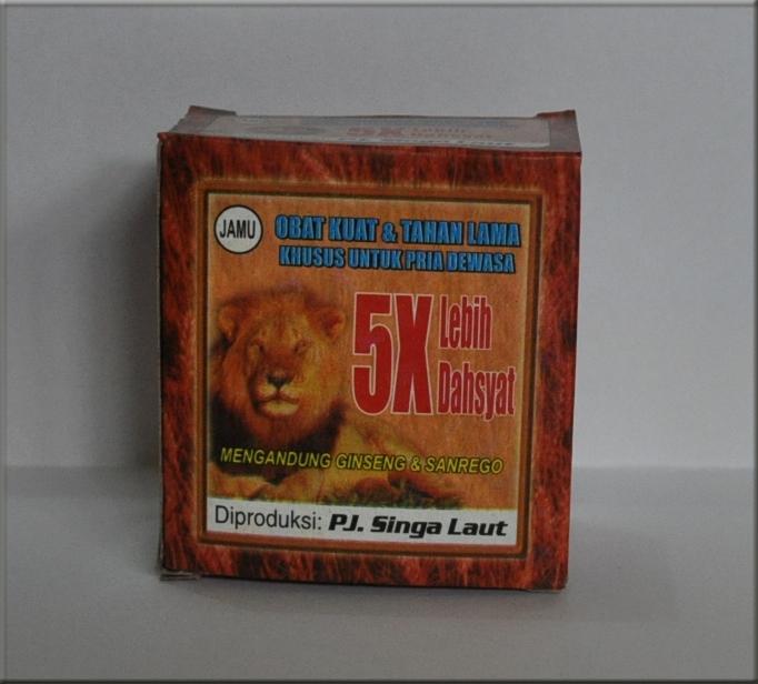 JamuJawa.com: JAMU KUAT TAHAN LAMA LELAKI CAP SINGA