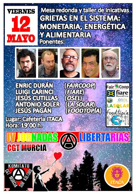 Faircoop, FIare, OSEL, La Solar, Foodtopia