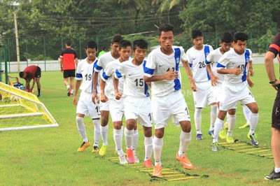 Darjeeling‬ region players selected for under 17 World Cup Training Camp