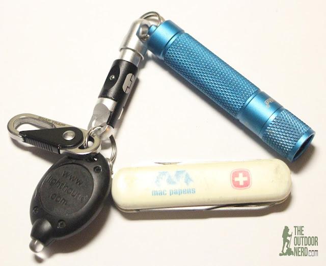 TrueUtility Keychain Gadgets
