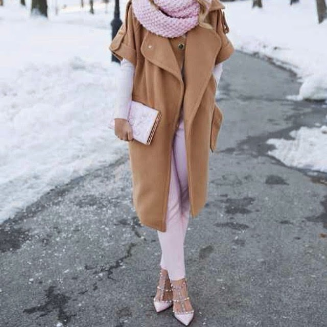 Fashion Is My Drug: Camel Coat - A Must-Have Outerwear Item