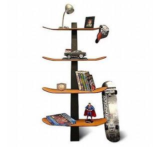 lenga1 30 of the Most Creative Bookshelves Designs
