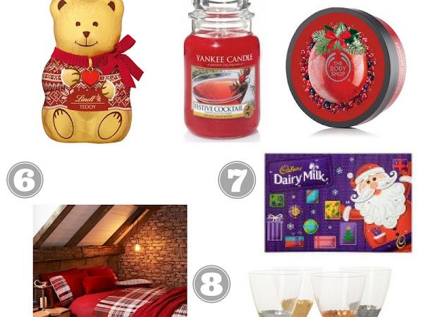 A Christmassy Wishlist