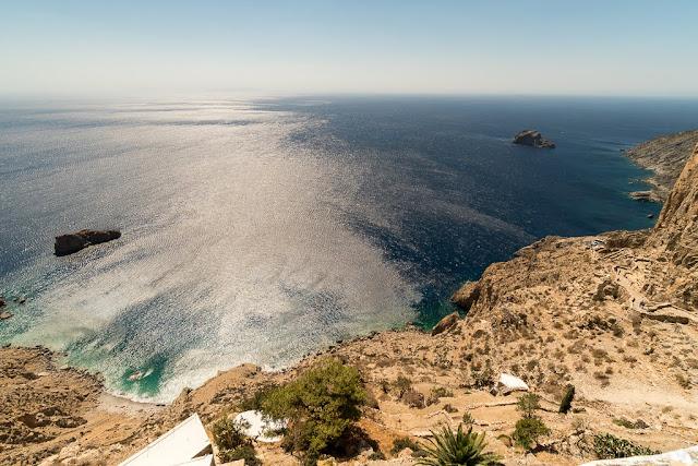 Monastère de la Panagia Chozoviotissa-Amorgos-Cyclades