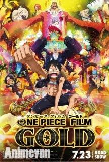 One Piece Film: Gold - One Piece Movie 13 2016 Poster