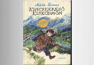 Móra Ferenc Kincskereső Kisködmön könyv bemutatás