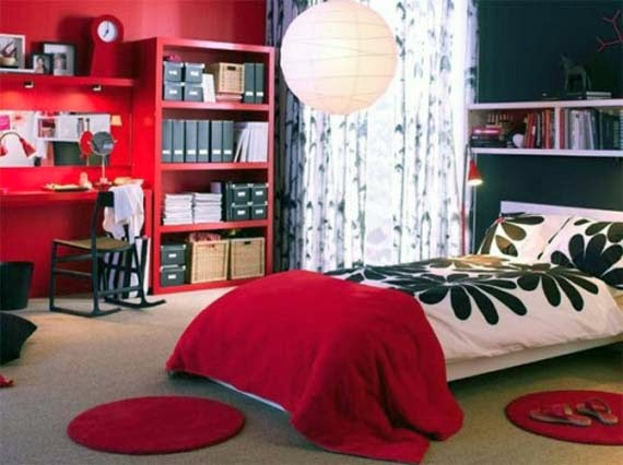 College Apartment Bedroom Decorating Ideas picture