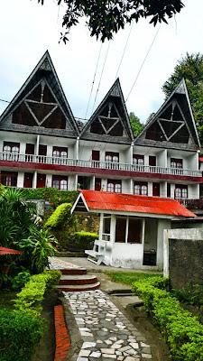 Cottage di Pulau Samosir