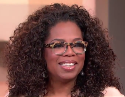 Uh-uh! Oprah Winfrey fuels rumour she
