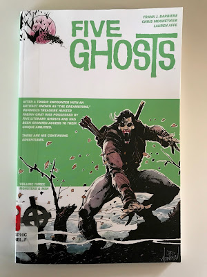 Cover of Five Ghosts Vol. 3: Monsters and Men