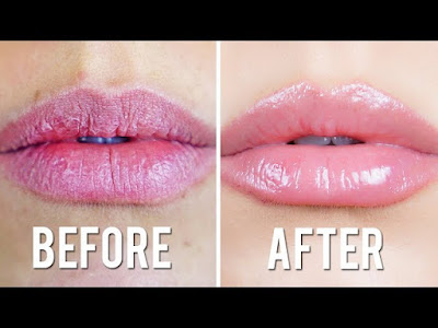 coconut oil for lips to get smooth lips
