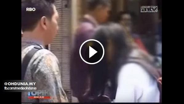Pelajar Ditangkap Selepas Berzina Di Dalam Tandas Surau
