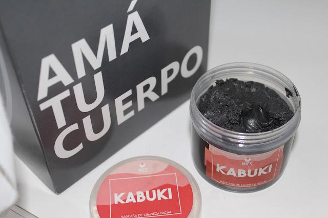 MASCARA DE LIMPIEZA FACIAL KABUKI MIES