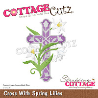 http://www.scrappingcottage.com/cottagecutzcrosswithspringlilies.aspx