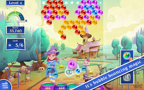 Game Bubble Witch 2 Saga Hack Apk