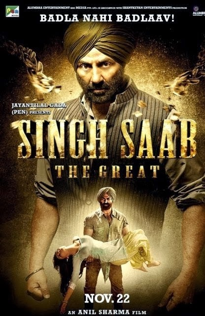 Singh saab the great song by sonu nigam and teesha nigam from.