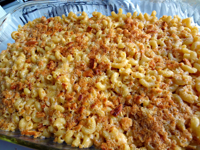 Brown Butter Macaroni and Cheese