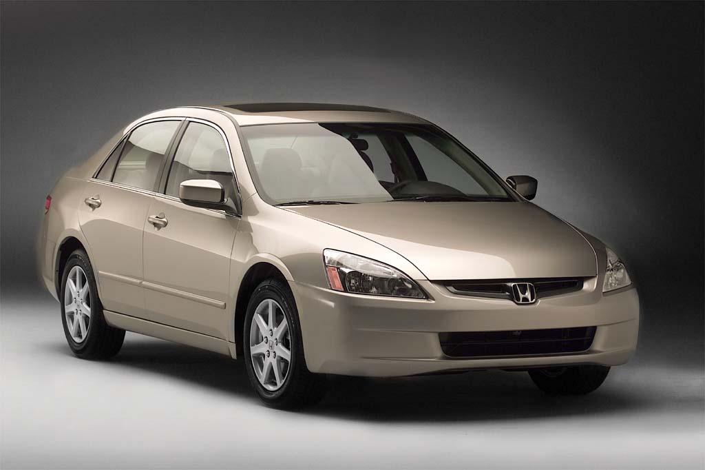 Download Pdf 2003 Honda Accord Owners Manual