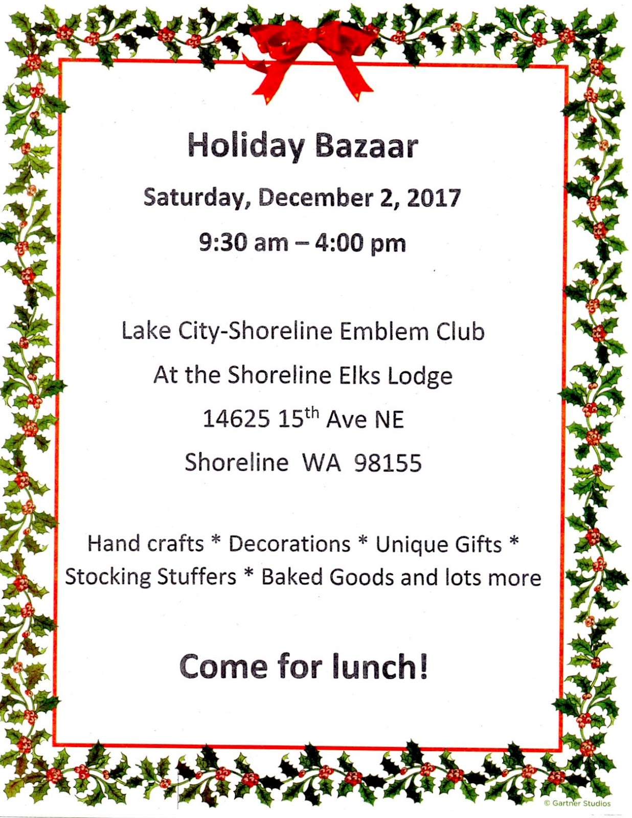 shoreline area news