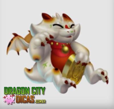 Dragão Neko - Informações