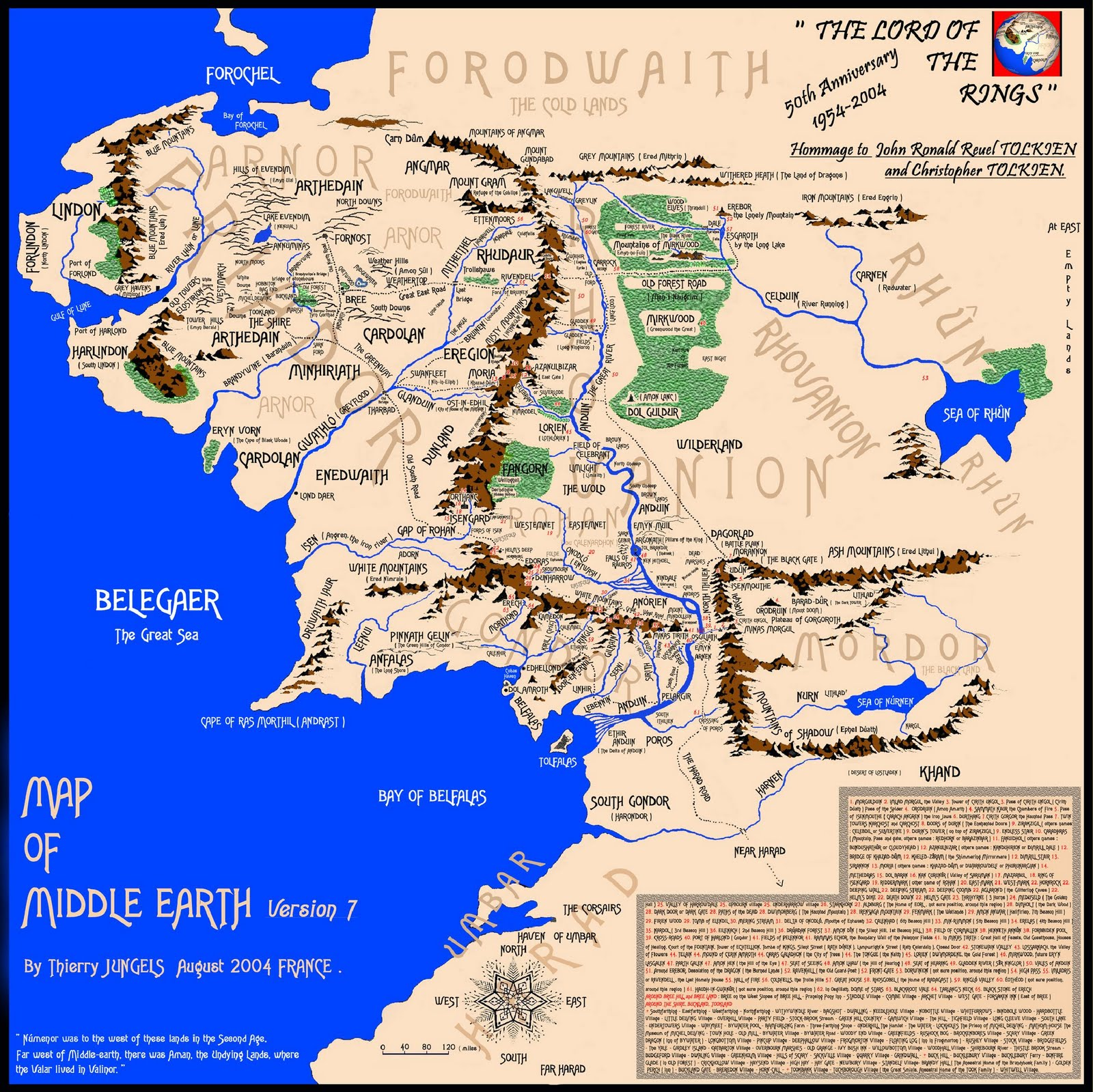 DVN61: FANTASY MAPS PART ONe