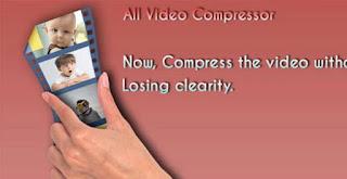 تحميل تطبيق تصغير وضغط الفيديو بجودة عالية للاندرويد Video Compressor
