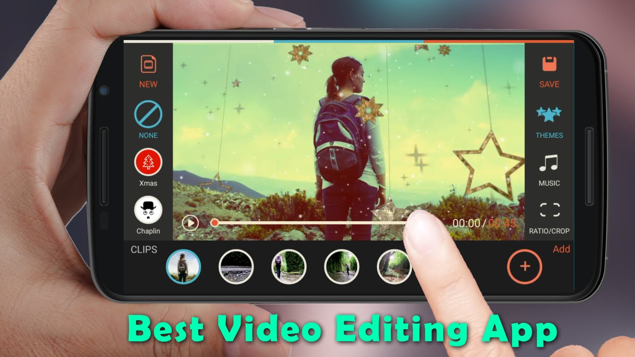 best video maker app with photos and music