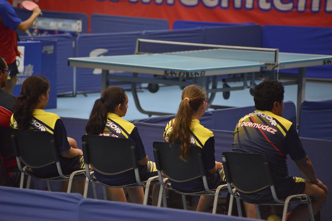 387c1e6f6 Campeonato Sudamericano infantil-juvenil de tenis de mesa. Santiago 2018.