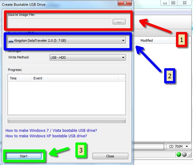 Cara Membuat Bootable USB Linux Ubuntu 2014 - WD-Kira