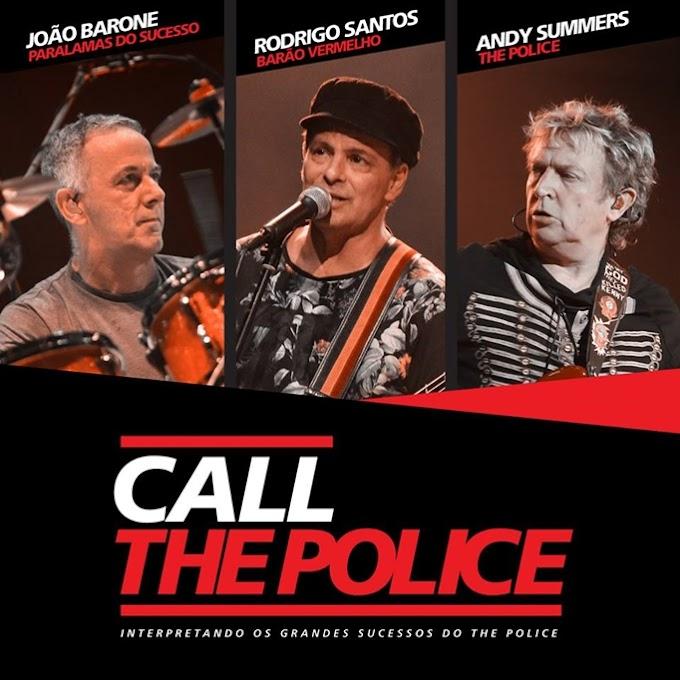 Integrantes do Barão Vermelho e Paralamas do Sucesso se juntam a Andy Summer para turnê tributo ao The Police