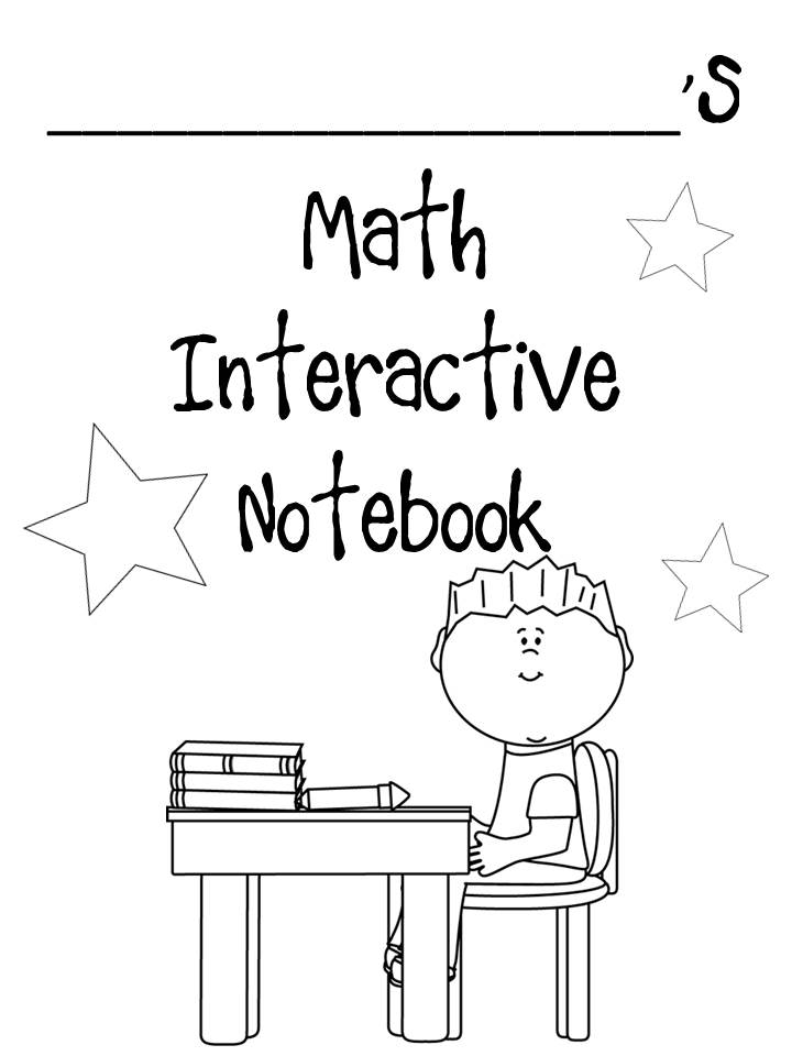 Thrifty in Third Grade: Math Interactive Notebook