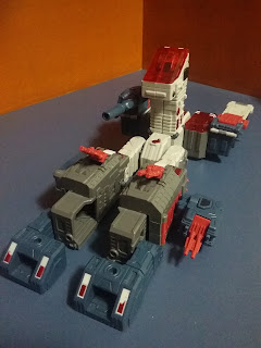 H-04 Infinitor - City Mode