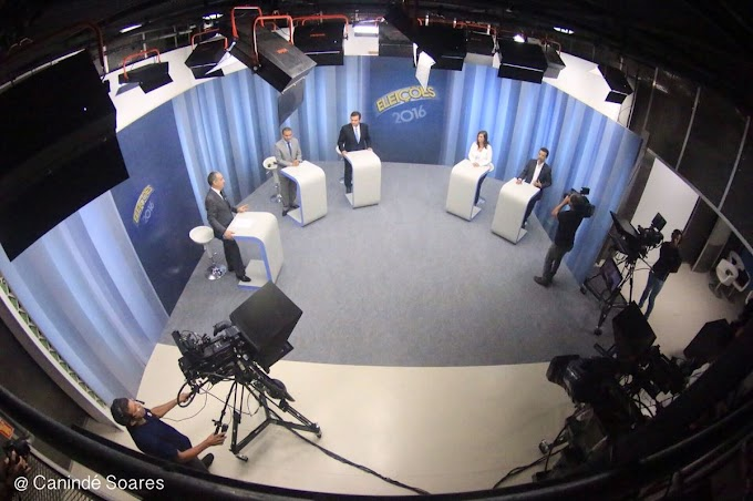 ,O ultimo debate dos candidatos a prefeito de Natal