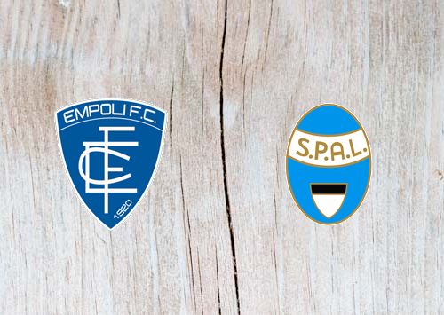 Empoli vs SPAL - Highlights 20 April 2019