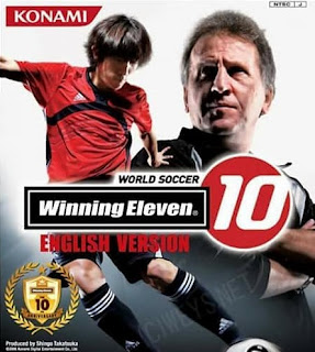 World Soccer : Winning Eleven 10 English Version
