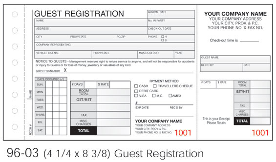 hotel check in forms The Digital Keys Blog: 14 Reasons why hotels should get smart check ...