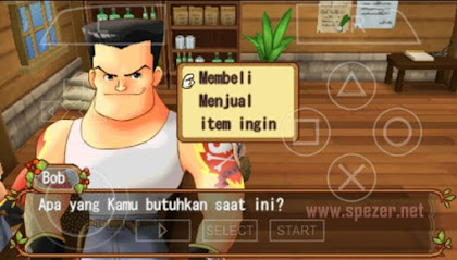 Download Harvest Moon Hero of Leaf Valley Bahasa Indonesia Terbaru