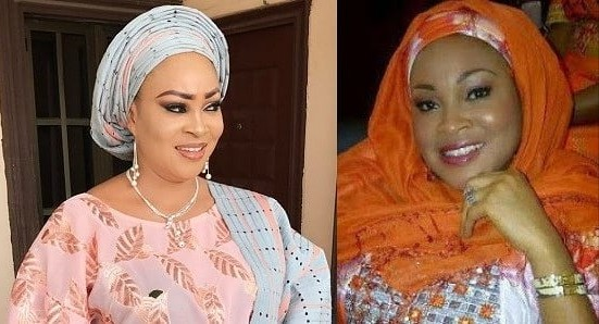 Nollywood Actress Bukky Wright Back To Her Former Belief, Converts To Christianity, Attends Oyedepo's Church