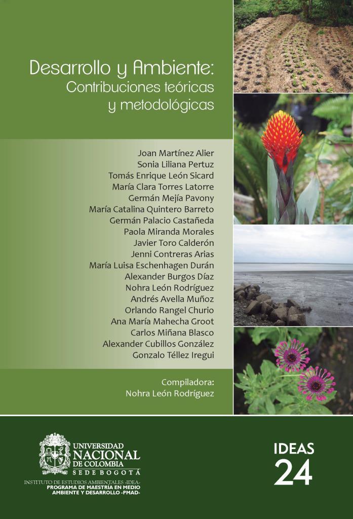 Desarrollo y ambiente: Contribuciones teóricas y metodológicas
