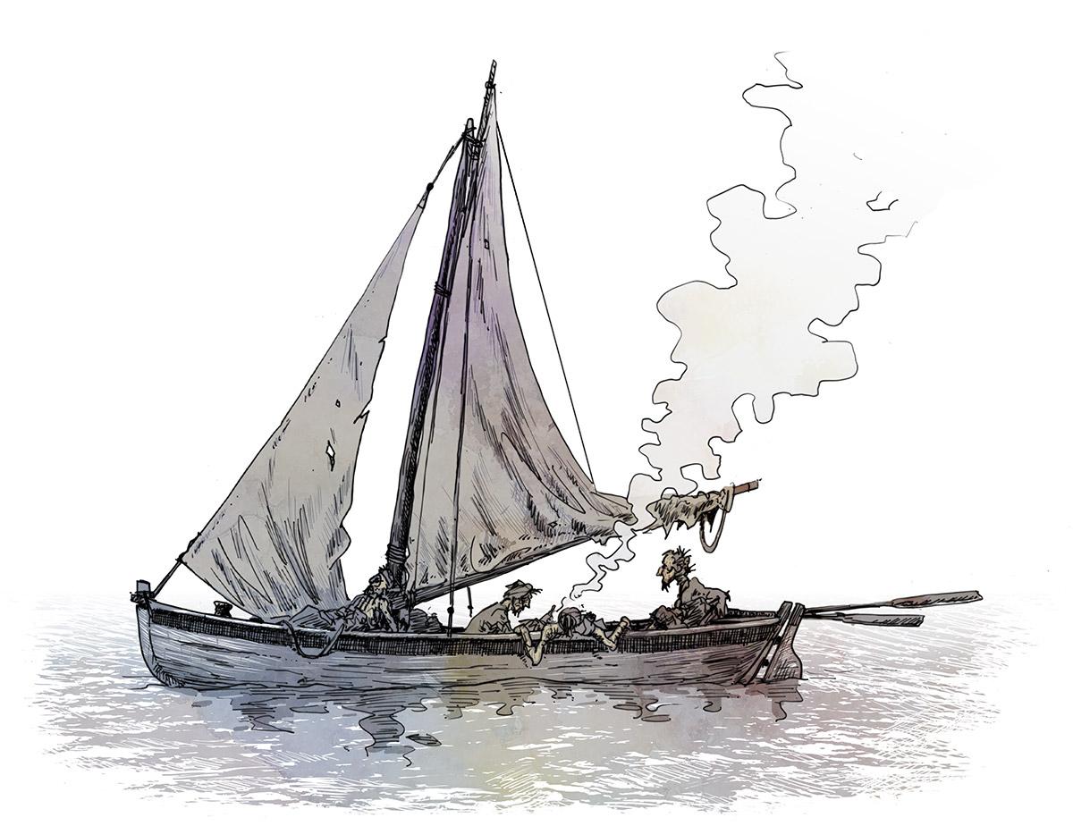 baleinier l essex